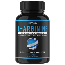 Havasu Nutrition L-Arginine Nitric Oxide Booster