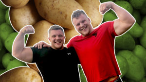 stoltman brothers strongman diet