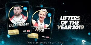 2020 Lifter of the Year