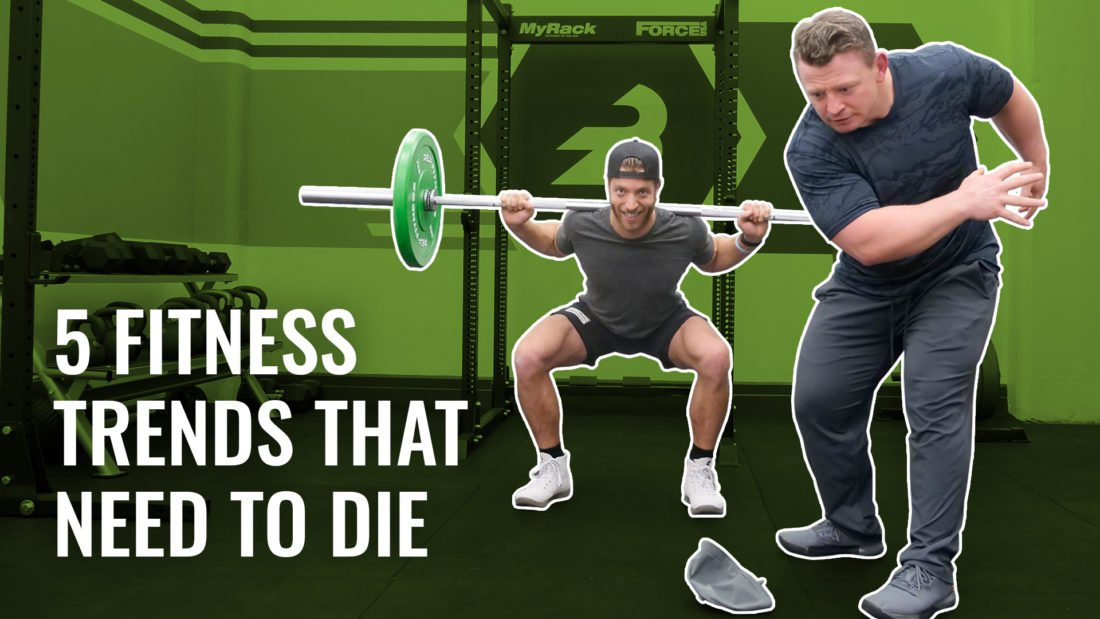 5 Fitness Trends that need to die