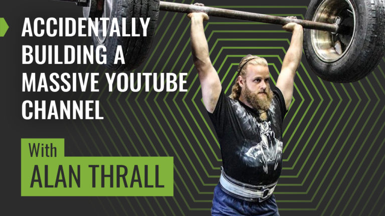Alan Thrall Powerlifting and Strongman Podcast