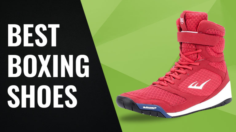 The Best Boxing Shoes On the Market