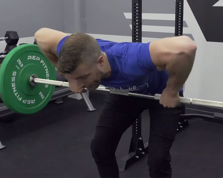 Barbell-Row-Elbow-Flare