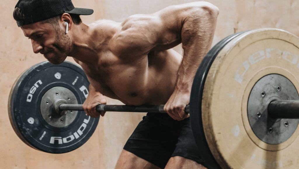 Barbell Row Guide