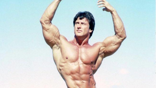Frank Zane Bodybuilding