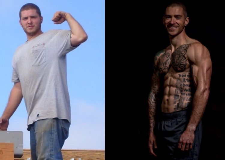Michael Jogoleff Transformation