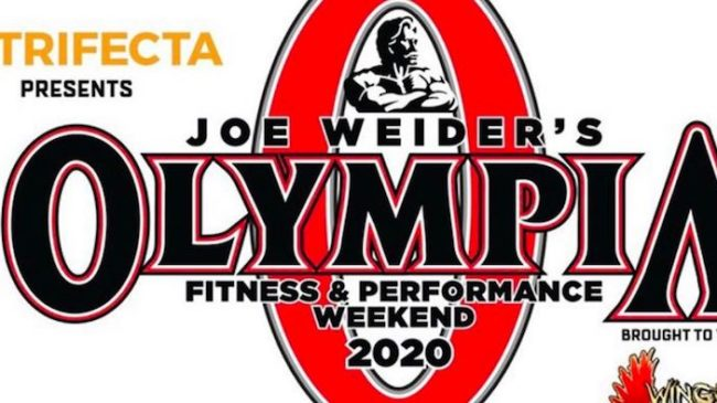 Olympia Weekend Announcement