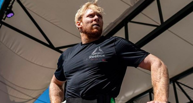 Patrick Vellner at Wodapalooza