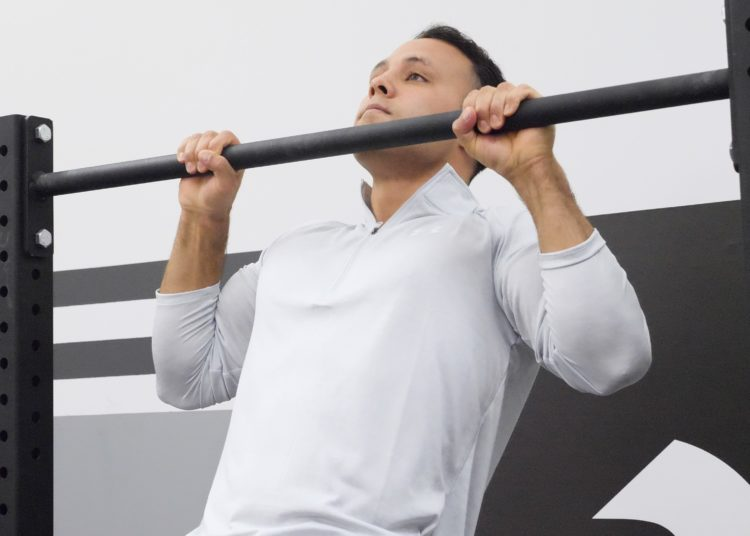 Pull-Up Static Hold