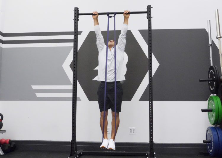 Resistance Band Pull-Up