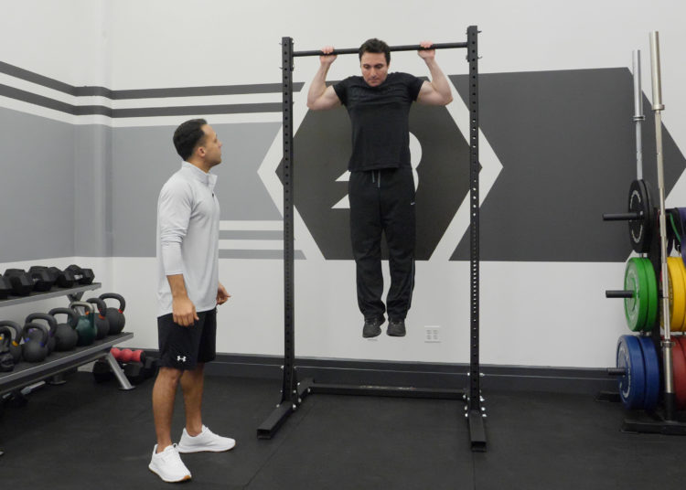Reverse Pull-Up