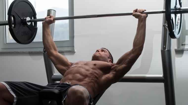 Workout Splits Incline Press