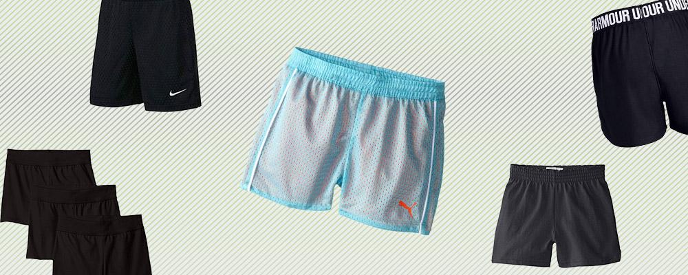 best girls basketball shorts