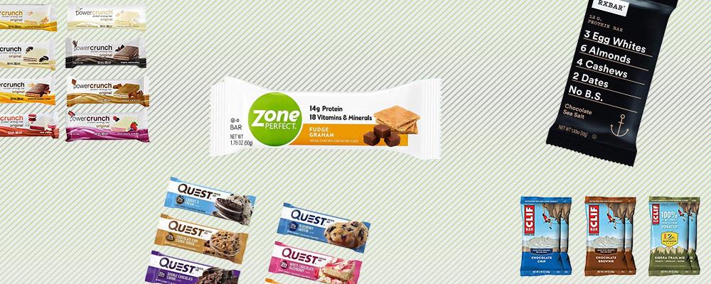 best nutrition bars