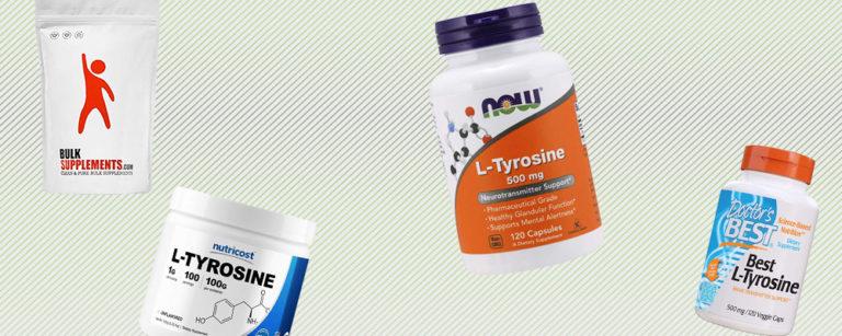 best tyrosine supplements
