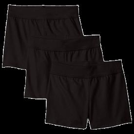 Hanes Little Girls' Jersey Short