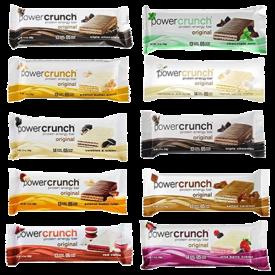 Power Crunch Original Protein Bars