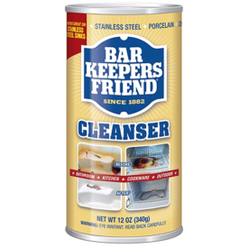 Bar Keepers Friend Powdered Cleanser