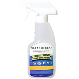 Clear Gear Sports Disinfecting and Deodorizing Spray