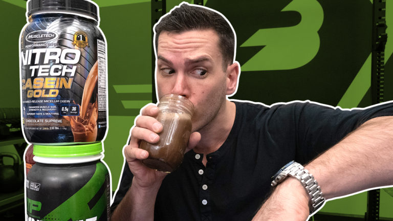 when to drink a protein shake