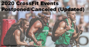2020 CrossFit Events