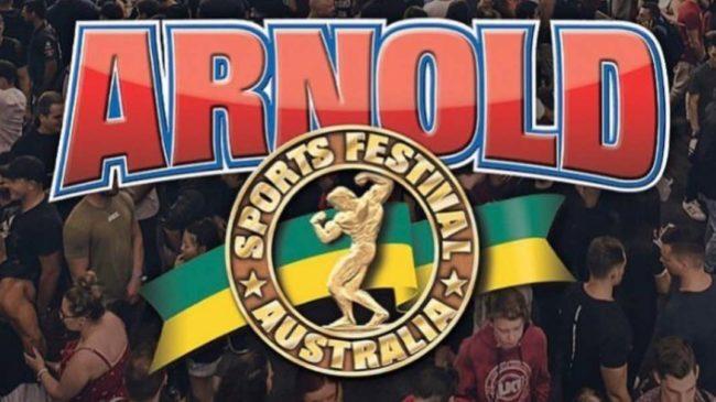 Arnold Australia Postponement