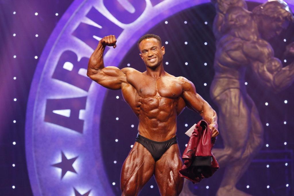 Arnold Classic Physique Winner Alex Cambronero
