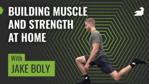 Jake Boly Exercise At Home Podcast
