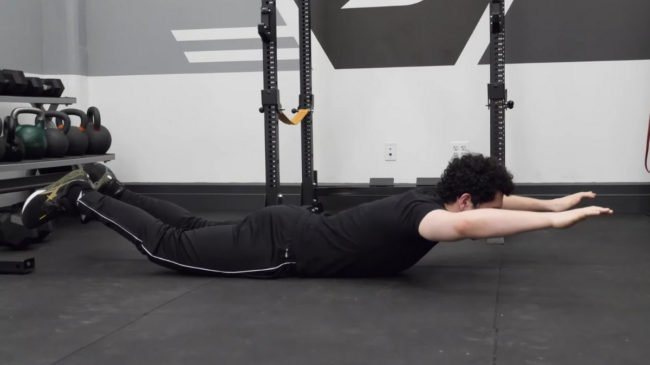 no-equipment-back-exercises