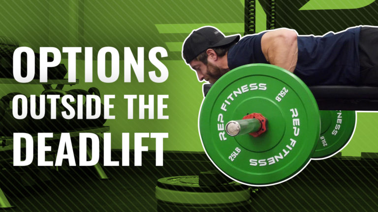 5 Mass Building Barbell Back Exercises That Are NOT the Deadlift