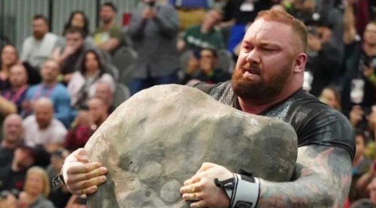 Hafthor Stone Carry