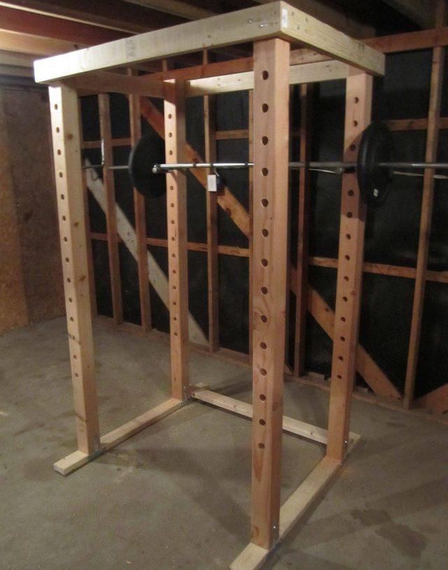 Squat Rack tripleduece249
