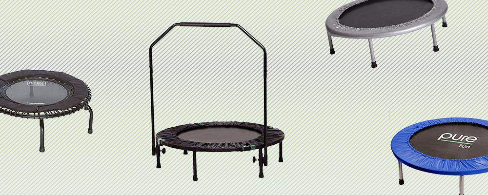 best fitness trampolines