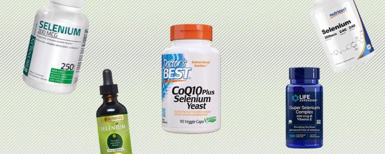 best selenium supplements
