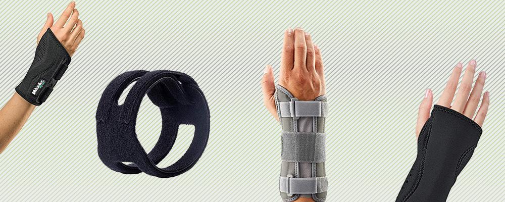 best wrist support braces
