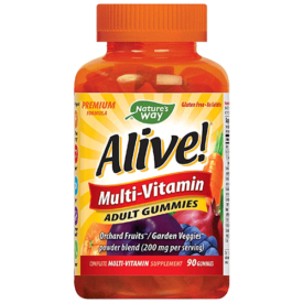 Nature's Way Alive! Multivitamine's Way Alive! Multivitamins