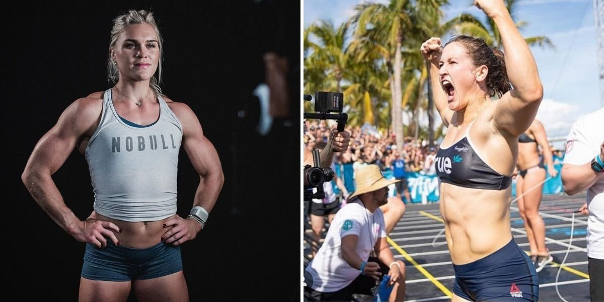 14 Crossfit Games Women Reveal Their Daily Macros Barbend See more ideas about crossfit women, crossfit, crossfit girls. 14 crossfit games women reveal their