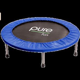 Pure Fun Mini Rebounder Trampoline