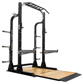 Valor Fitness BD-58 Squat Rack with Pull-Up Bar Weight Cage