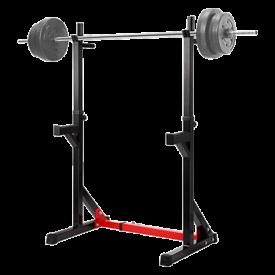Ollieroo Multi-Function Barbell Rack Dip Stand