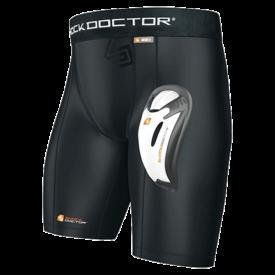 Shock Doctor Compression Shorts