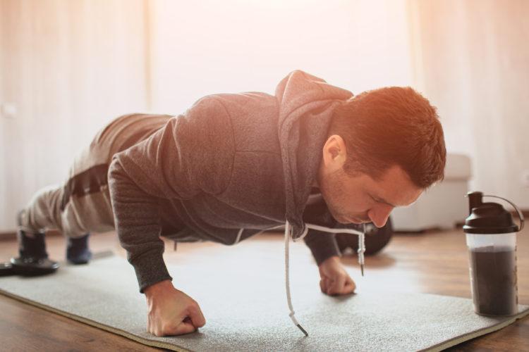 push up at home