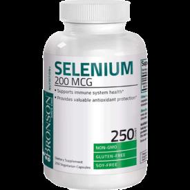 Bronson's Selenium 200mcg