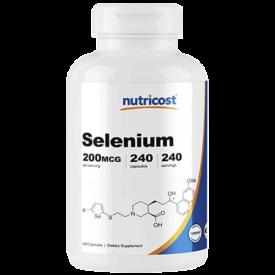 Nutricost Selenium 200mcg