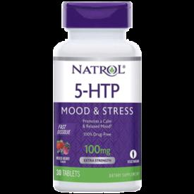 Natrol 5-HTP Fast Dissolve Tablets