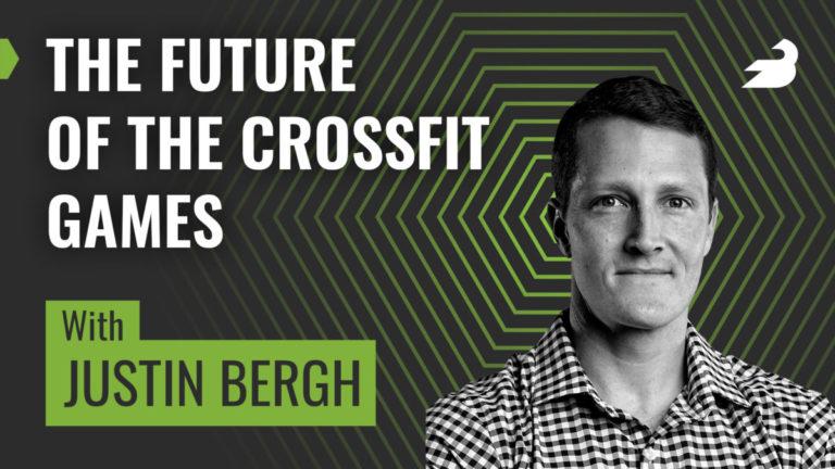 Justin Bergh CrossFit Games