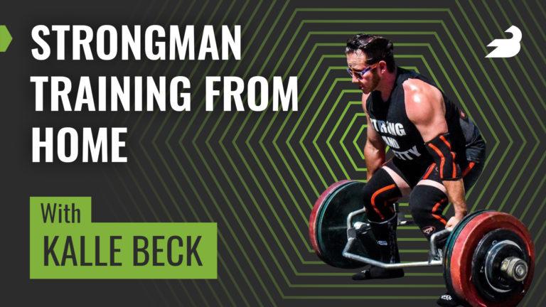 Kalle Beck Podcast Strongman