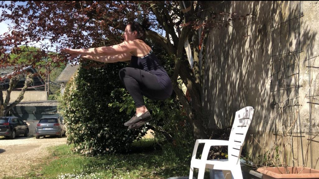 Chair Jump Finish