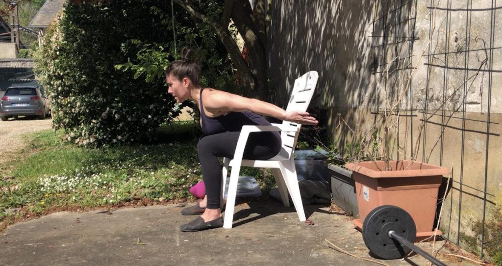 Chair Jump Mid