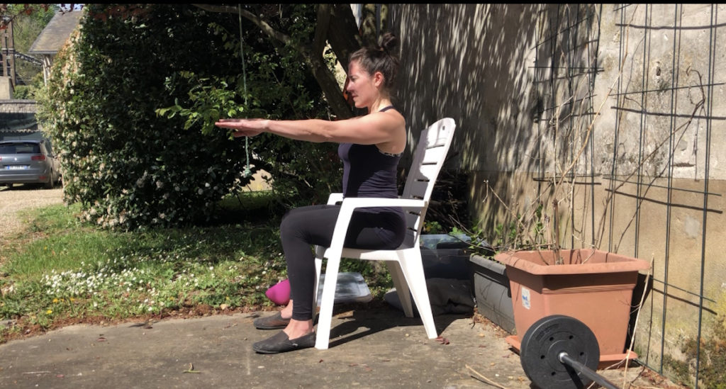 Chair Jump Start